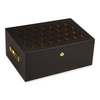 Gurkha East India 120-Cigar Desktop Humidor - Lugano Series