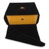 Diamond Crown Sol 75-Cigar Desktop Humidor - Havana Collection (DC-HUM-SOL-75) Gift Bag