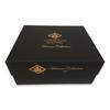 Diamond Crown Sol 75-Cigar Desktop Humidor - Havana Collection (DC-HUM-SOL-75) Gift Box