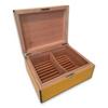 Diamond Crown Sol 75-Cigar Desktop Humidor - Havana Collection (DC-HUM-SOL-75) Interior 1