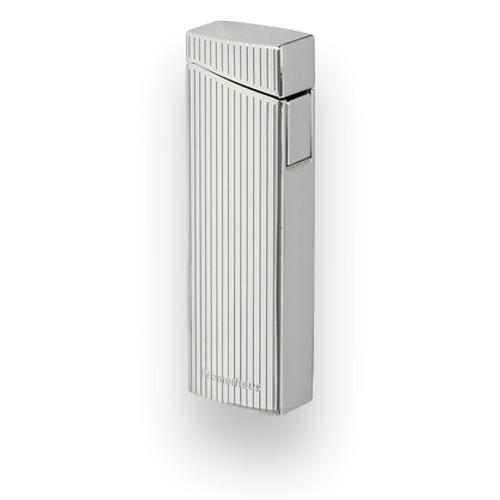 Prometheus T2 Torch Flame Single Jet Cigar Lighter - Shaper Cut - Exterior Front
