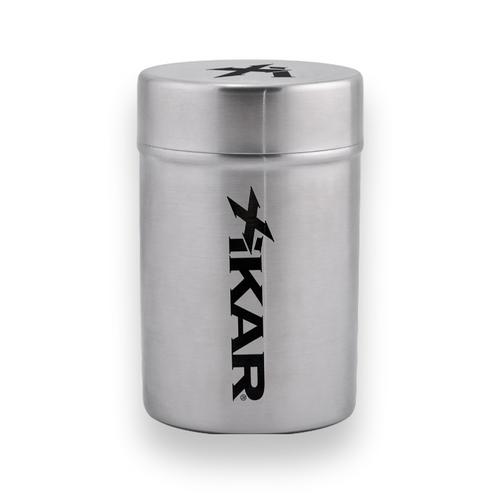 Xikar Ashtray Can  - Exterior Front