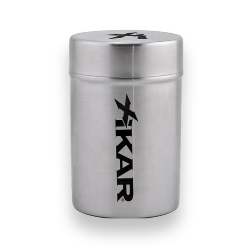 Xikar Ashtray Can  - Exterior Front