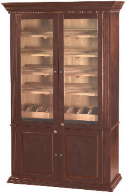 Quality Importers HUM-5000 - Decorative Wall Cabinet Humidor