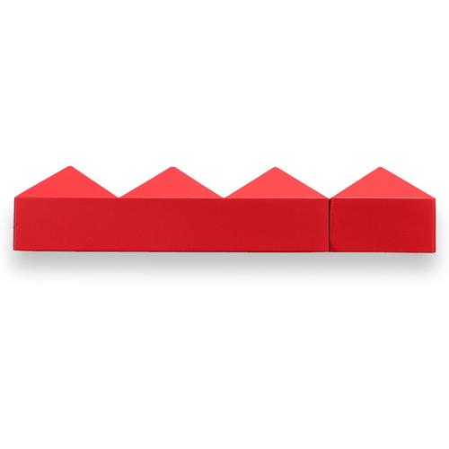 Colibri Quasar Cigar Puncher - Red - Exterior Side