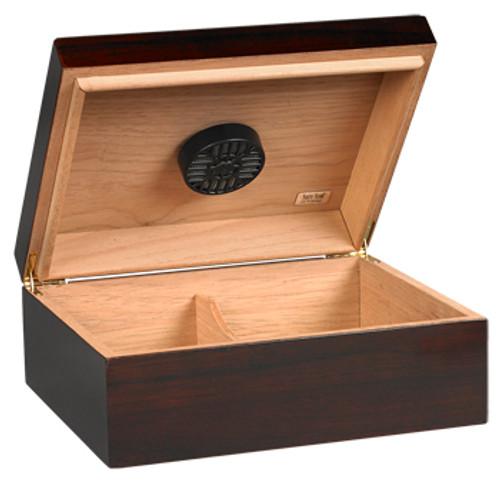 Capri Mahagoni Desktop Humidor - 20-50 Zigarren
