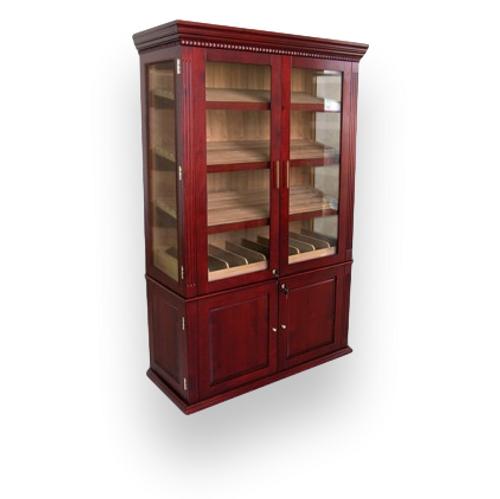 Prestige Saint Regis 4000-Cigar Cabinet Humidor  - Exterior Front
