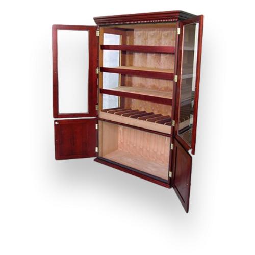 Prestige Saint Regis 4000-Cigar Cabinet Humidor  - Interior
