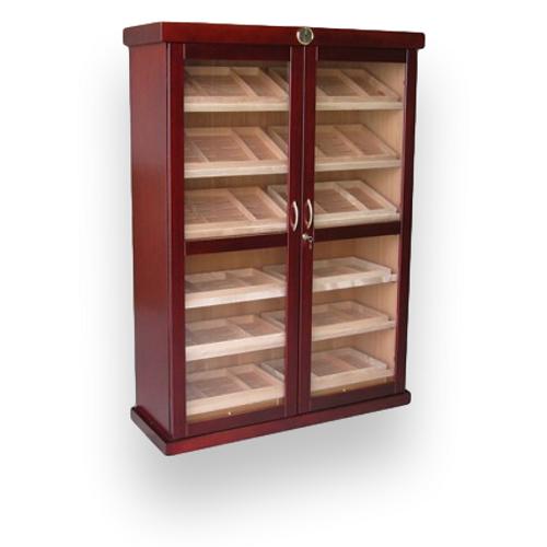 Prestige Bermuda 4000-Cigar Cabinet Humidor  - Exterior Front