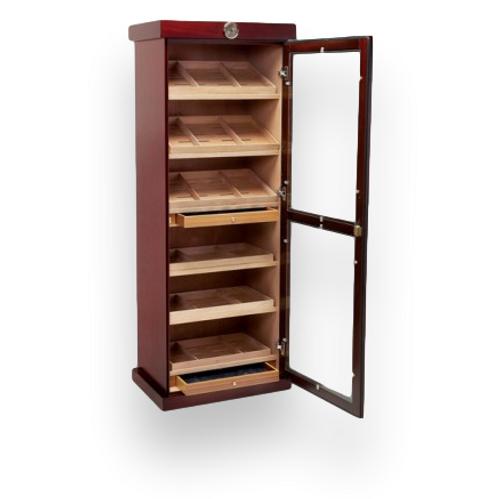 Prestige Barbatus 2000-Cigar Cabinet Humidor  - Interior