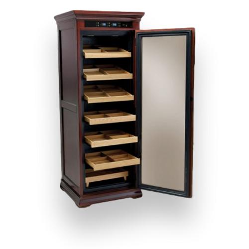 Prestige Remington    2000-Cigar Cabinet Humidor  - Interior