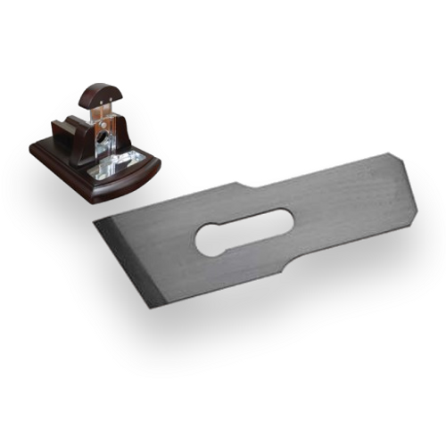 Prestige Tabletop Guillotine Double-Blade Cigar Cutter - Replacement Blade  - Exterior Front