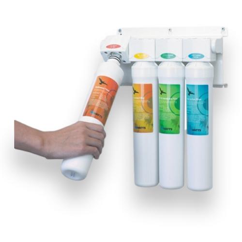 Prestige Reverse Osmosis Filter System  - Exterior Tanks