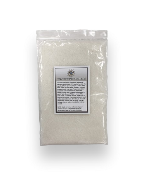 Prestige Humidity Beads - 1/2 lb bag - Exterior Front