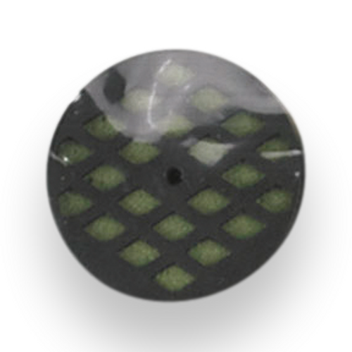 Cigar Caddy Mini Round Foam Disk Humidifier  - Exterior Front