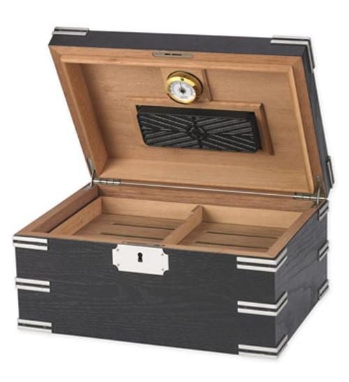 The Ironsides 100 Desktop Humidor - 100 Cigars