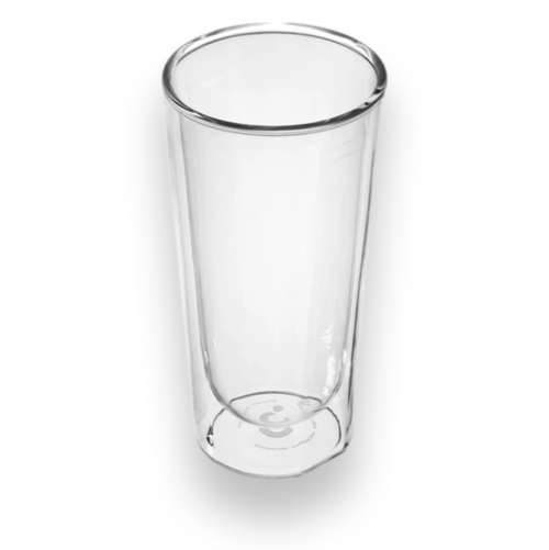Corkcicle Beer Pint Glass Set - 2-Pack - Exterior Top