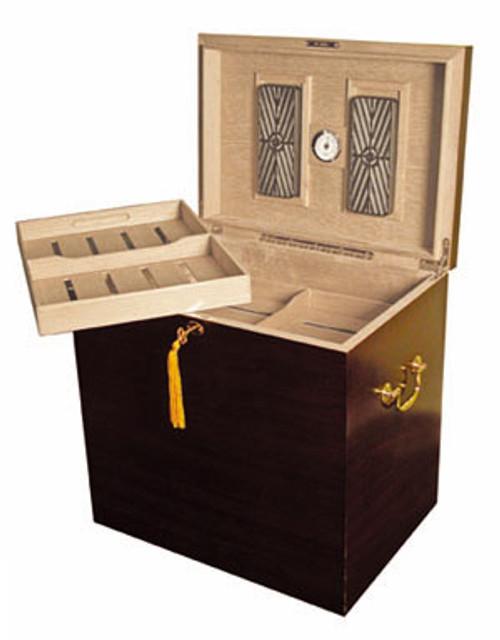 The Medici Desktop Humidor - 400-500 Cigars