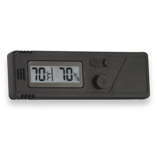 HygroSet Slim Line Digital Hygrometer  - Exterior Front