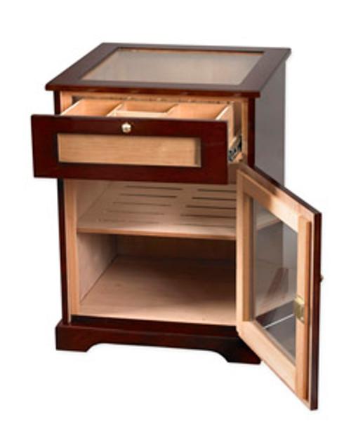 Galleria Cabinet Humidor Humidor - 600 Cigars - Exterior View 2