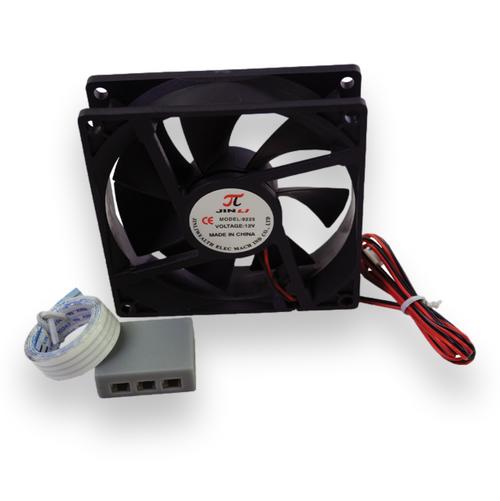 Hydra LG Fan Kit  - Exterior Front