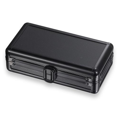 Visol Setke Plastic 4-Finger Cigar Case  - Exterior Front