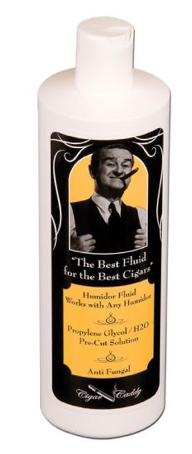 Cigar Caddy 2 oz. Humidifier Solution AS-CC2
