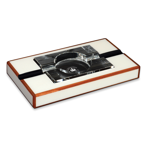 Diamond Crown Peabody Ashtray - St. James Series (DC1212)