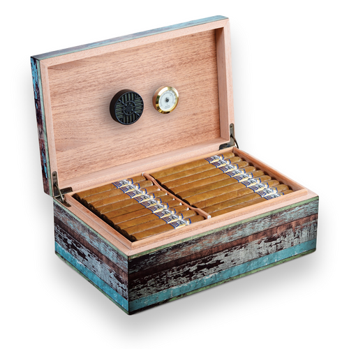 Craftsman's Bench Key West 90-Cigar Humidor - Classic Series (CB5055