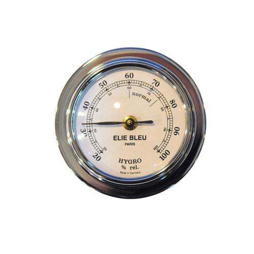 Elie Bleu Small Hygrometer - Silver (NS23AU001G)