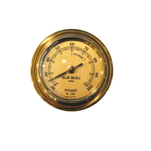 Elie Bleu Small Hygrometer - Gold (NS23AU001J)