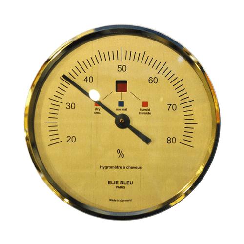 Elie Bleu Large Hygrometer - Gold (NS23AU002J)