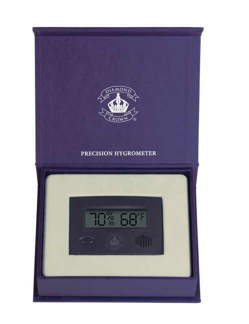 Diamond Crown Digital Hygrometer (DC1304