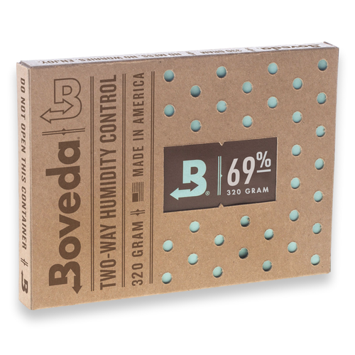 Boveda 69% RH Pack for Humidor Seasoning, X-Large 320 gram (B69-320-OWB)