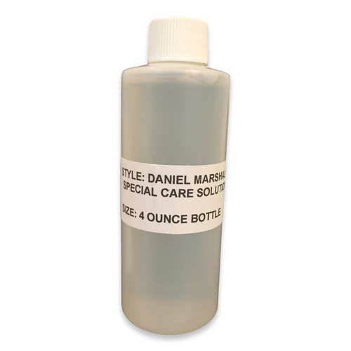 Daniel Marshall 4 oz Special Care Solution Bottle
