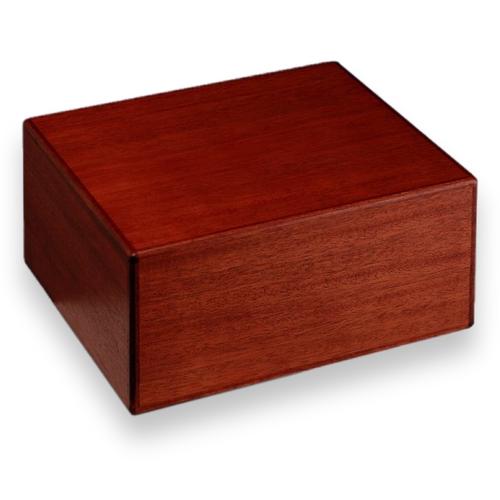 Elie Bleu Mahogany Cigar Humidor - Classic Collection