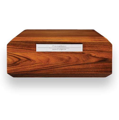 Prometheus Rosewood 50 Cigar Humidor - Octagon Series
