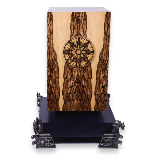 Elie Bleu Gargoyle 350 Cigar Cabinet Humidor - Limited Edition Series