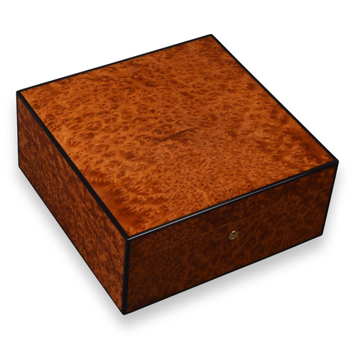 Elie Bleu Thuya 110 Cigar Humidor - Limited Edition Series
