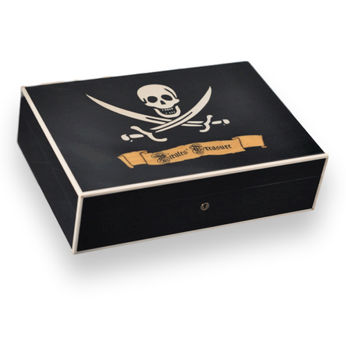 Elie Bleu Pirate 110 Cigar Humidor - Pirate Collection