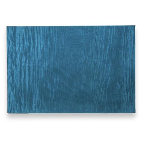 Elie - Bleu - Blue - Sycamore - 110 - Cigar - Desktop - Humidor - Fruit - Collection - Exterior - Wood Grain
