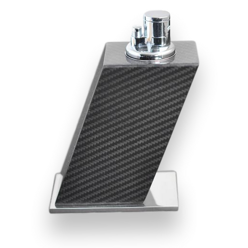 Elie Bleu Carbon Fiber Table Lighter - Classic Collection