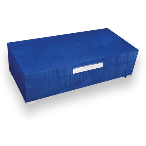 Prometheus Blue Sycamore 150 Cigar Humidor - Platinum Series