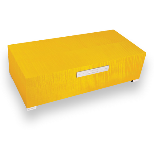 Prometheus Yellow Sycamore 150 Cigar Humidor - Platinum Series