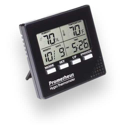 Prometheus Digital Hygrometer