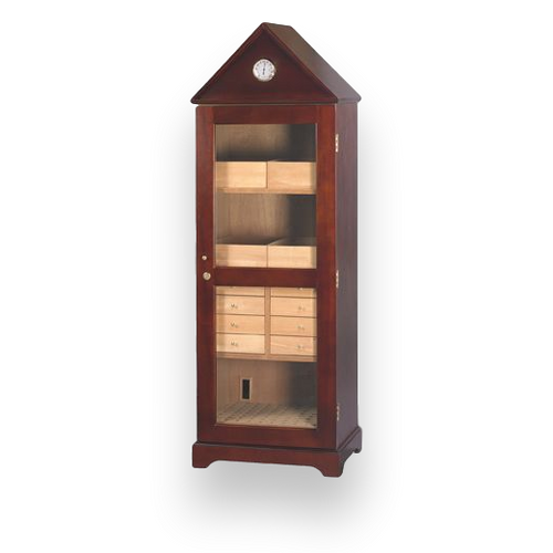 Quality Importers Verona 3000 Cigar House Humidor