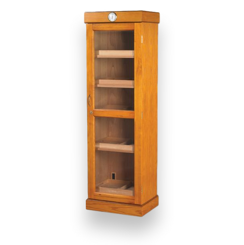 Quality Importers Tower 3000 Cigar Display Humidor 5