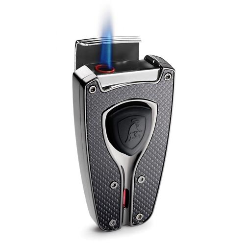 Tonino Lamborghini Forza Lacquer Torch Flame Lighter