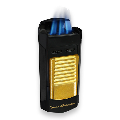 Tonino Lamborghini Sepang Triple Torch Flame Lighter