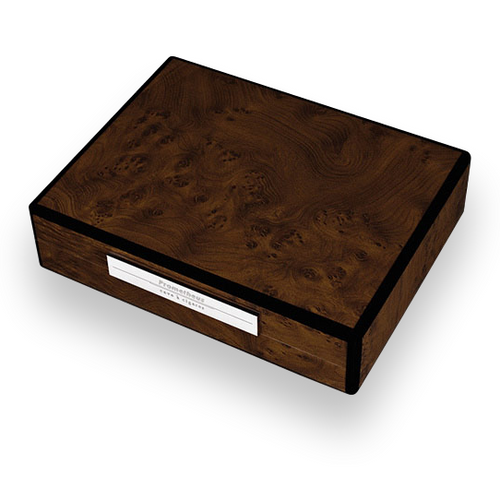 Prometheus Walnut 7-10 Cigar Travel Humidor